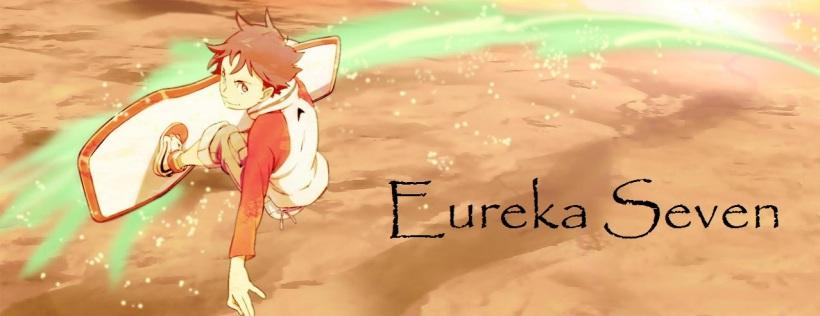 Eureka Seven Blog