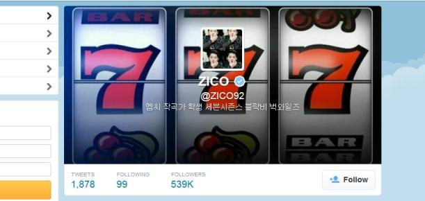 Twitter - Zico