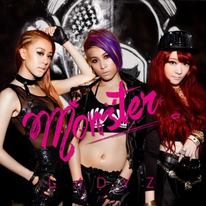 Ladyz - Monster - Cover